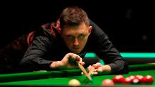 Kyren Wilson has made a 147 maximum break in his UK Championship match against Ashley Hugill. Simon Cooper/PA Wire