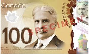 New Canada bank notes are said to smell of maple