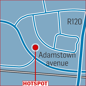 ADAMSTOWN: An ongoing success story proving the validity of putting in infrastructure like trains, roads and schools before building commences. Everything here sells quickly.