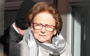 'Tremendous shock': Margaret Walsh of Connolly Park, Tralee, Co Kerry leaves the Four Courts. Photo: Collins Courts