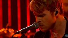 Kodaline on The Late Late Show with James Corden