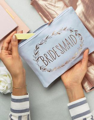 Paperchase Wedding Team Bridesmaids Pouch €11.49