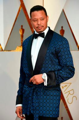 Actor Terrence Howard arrives on the red carpet for the 89th Oscars on February 26, 2017 in Hollywood, California.  / AFP PHOTO / VALERIE MACONVALERIE MACON/AFP/Getty Images