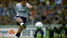 Former Tottenham Hotspur star Paul Gascoigne says that north London rivals Arsenal paid £50,000 to help him with medical bills