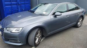 Raids: Gardaí seized three Audi cars and large sums of money stuffed into plastic bags as they made arrests  at properties across Dublin and Co Wicklow