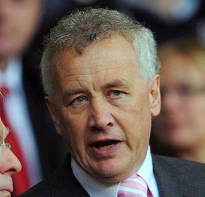 EFL chairman Rick Parry. Photo: Andrew Yates/AFP via Getty Images
