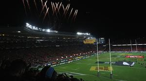 Matches will be played at the 5,000-capacity Waitakere Stadium in Auckland and the Northland Events Centre in Whangarei, with a capacity of up to 20,000, as well as the 25,000-capacity Albany Stadium, and Eden Park (pictured), which hosted the 2011 World Cup final. Photo: Getty