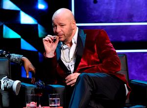 Comedian Jeff Ross onstage at The Comedy Central Roast of Justin Bieber at Sony Pictures Studios
