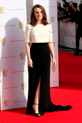 LONDON, ENGLAND - MAY 10:  Sophie McShera attends the House of Fraser British Academy Television Awards at Theatre Royal on May 10, 2015 in London, England.  (Photo by John Phillips/Getty Images)