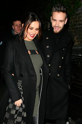 Liam Payne and Cheryl attending The Fayre of St James's Church on November 29, 2016 in London, England.  (Photo by Mark Milan/GC Images)