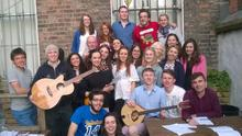 Friends of Padraig Schaler have recorded an album to raise funds for his care