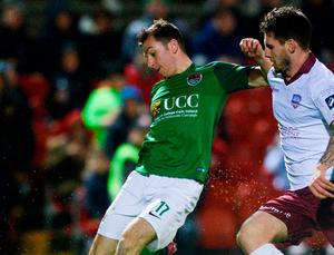 Connor Ellis will be hoping to help Cork City maintain their good start. Photo: Eóin Noonan/Sportsfile