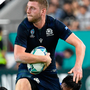 Finn Russell has been sent home from Scotland's training camp