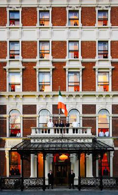 The Shelbourne, once owned by a group led by McNamara