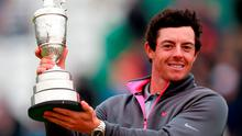 Rory McIlroy has acknowledged the challenges he faces from a host of ambitious young stars, particularly Jordan Spieth, and is ready to respond (Owen Humphreys/PA)