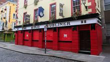 The Auld Dubliner pub in Temple Bar. Photo: Gareth Chaney/Collins