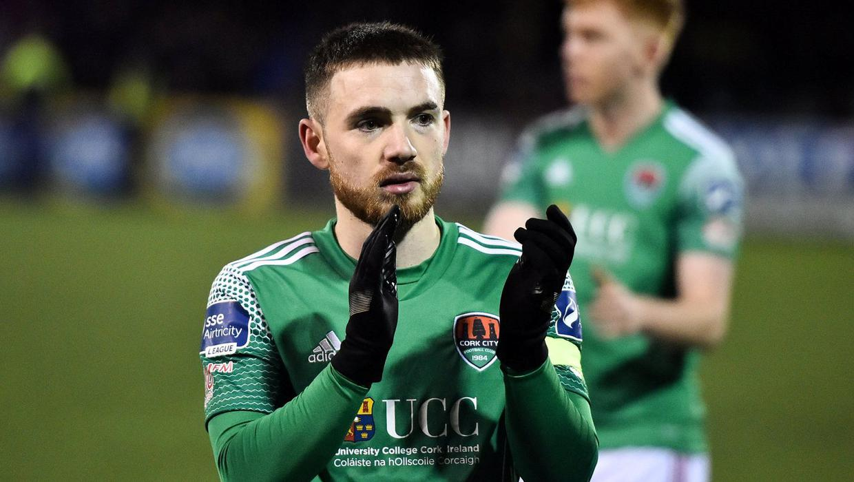 Crisis shows how precarious football is in Ireland - McGlade