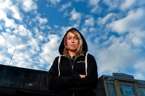 Republic of Ireland Womens National Team striker and 2014 FIFA Puskas Award nominee, Stephanie Roche
