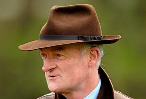 Willie Mullins' stature shows no sign of abating. Oliver McVeigh / SPORTSFILE