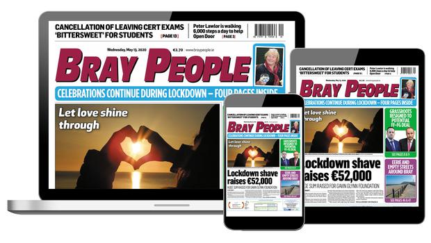 The Bray People is now available as an ePaper
