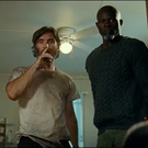 Cillian Murphy and Djimon Hounsou in the trailer for A Quiet Place Part 2
