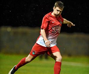 Karl Sheppard is another off-season recruit who has moved south from Shamrock Rovers in search of a fresh start.
