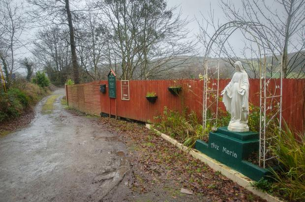 The compound of the hermitage near Leap, Co Cork, which has now been placed on the market. Photo: Daragh Mc Sweeney/Provision