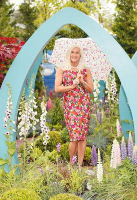 """no repro fee if SPECSAVERS mentioned in caption AWAKEN YOUR SENSES WITH SPECSAVERS SENSORY SHOW GARDEN AT BLOOM -photo Kieran Harnett  Pictured at Specsavers """"Wonderful Awakening"""" show garden at Bord Bia's Bloom Festival is model Olivia Treacy, just back from LA. Designed by Irish Landscape Architect, Karen Butler, the """"Wonderful Awakening"""" garden takes inspiration from Dr. Seuss creating a breath-taking experience requiring visitors to make use of their senses with a view to demonstrate the magic and gift of the senses, subtly using water features, lighting, gravels, and many other hidden gems throughout the garden.    Commenting on the show garden, Specsavers Ireland Chairperson Sinead Clohessy said, """"We are absolutely delighted to be a part of this year's Bloom festival. Our garden is absolutely stunning and the contrasting elements playing on the senses really brings our Specsavers messages on the importance of eye and ear health to life. We also have our hearing and eye care teams on site so make sure to drop by the exhibition hall and have a chat with them about any problems you may be experiencing.""""  For more information please contact: Suzanne Cairns and Naomi Keating, WH, 01 669 0030 suzanne.cairns@ogilvy.com / naomi.keating@ogilvy.com Tel: 086 8945635 (SC)"""