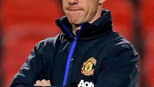 Manchester United U21 Manager Nicky Butt. Photo: Jan Kruger/Getty Images