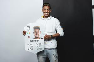 Callum Robinson at the EA Sports FIFA 20 World Premiere, which is released on September 27