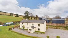 Tongoo House: the period dwelling on 7ac in Kilbride, Co Wicklow has been restored and fully renovated