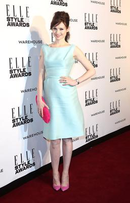 Sophie Ellis Bextor attends the Elle Style Awards 2014