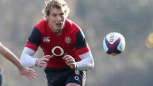 Billy Twelvetrees is under pressure to deliver after his England recall. Photo: David Rogers/Getty Images