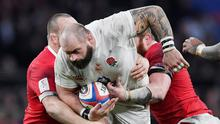 Video footage showed Joe Marler grabbing Alun Wyn Jones' testicles during England's Six Nations win over Wales. REUTERS/Toby Melville