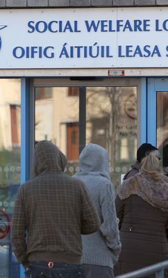 There have been around 15 arrests in the Dublin region for suspected social welfare fraud