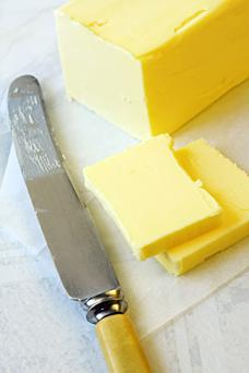 Demand for butter is driving Chinese dairy imports. Photo: Stock
