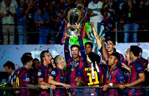 Suarez struck the decider, before Neymar made it 3-1 deep in injury time to ensure a remarkable treble for the Catalan club, who have emulated their achievements of 2009