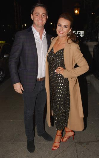 Louis Ronan, Mairead Ronan at  Dancing With The Stars 2019 Wrap Party