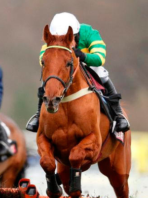 Barry Geraghty riding Yanworth to victory – with the Meath rider out injured, Mark Walsh will take the reins on the JP McManus-owned chestnut at Cheltenham. Photo: Getty