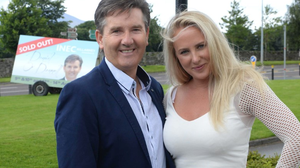 Molly-Kate Sloan and Daniel O'Donnell