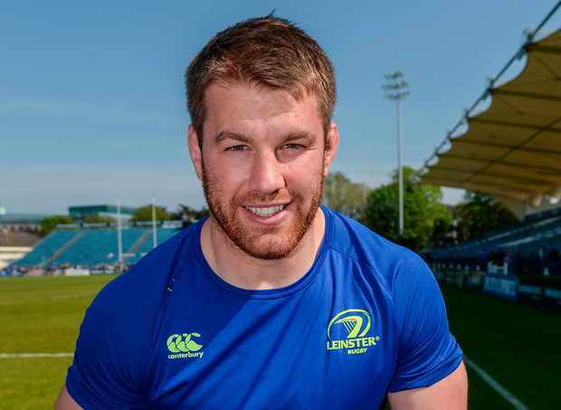 'O'Brien is competing directly for the No 7 shirt and is backing himself to hit the ground running and make the Test side on his own merits in two weeks' time.' Photo: Piaras Ó Mídheach/Sportsfile