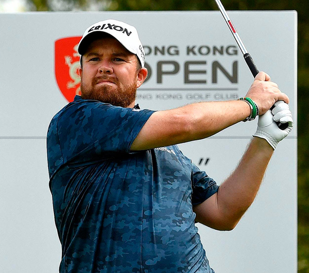 Shane Lowry finishes second in first tournament of his season