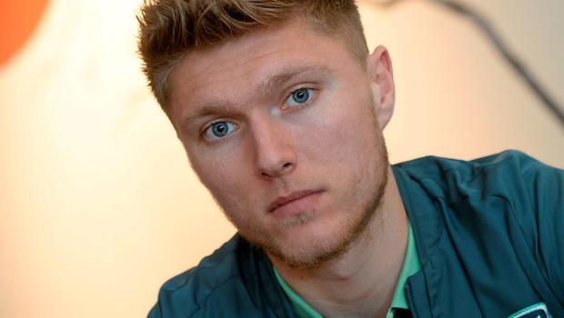 'I remember the buzz of (World Cup) 2002, missing school and getting up at odd times for the matches,' says Jeff Hendrick who is hoping to help Ireland back to another major tournament