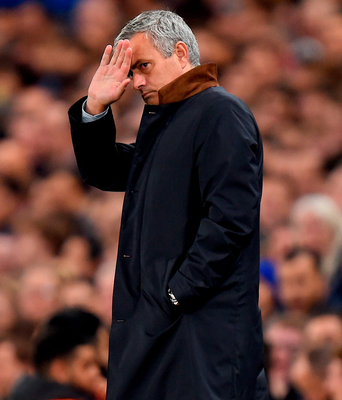 Jose Mourinho believes some of his players couldn't stand up to the mental pressures at Chelsea Photo: Andrew Matthews/PA Wire