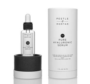 Pestle & Mortar's Pure Hyaluronic Serum has received nothing but rave reviews and would make a perfect Christmas present