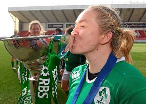There will be a presentation at half-time during the Munster versus Connacht game at the Limerick venue (5.15), while women's captain Niamh Briggs will also be in attendance.