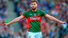 Aidan O'Shea makes the Team of the Year