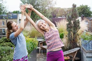 When someone is diagnosed with cancer, exercise may be the last thing on their mind.