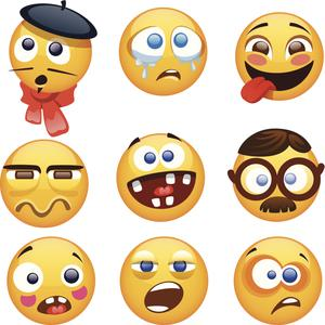 Emojis could be impacting your real life communication skills.