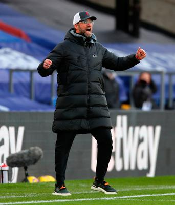 Liverpool manager Jurgen Klopp. Photo: Clive Rose/PA Wire